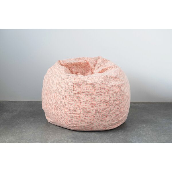 Small 100% Cotton Classic Bean Bag By Trule Teen